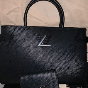 Louis Vuitton twist tote